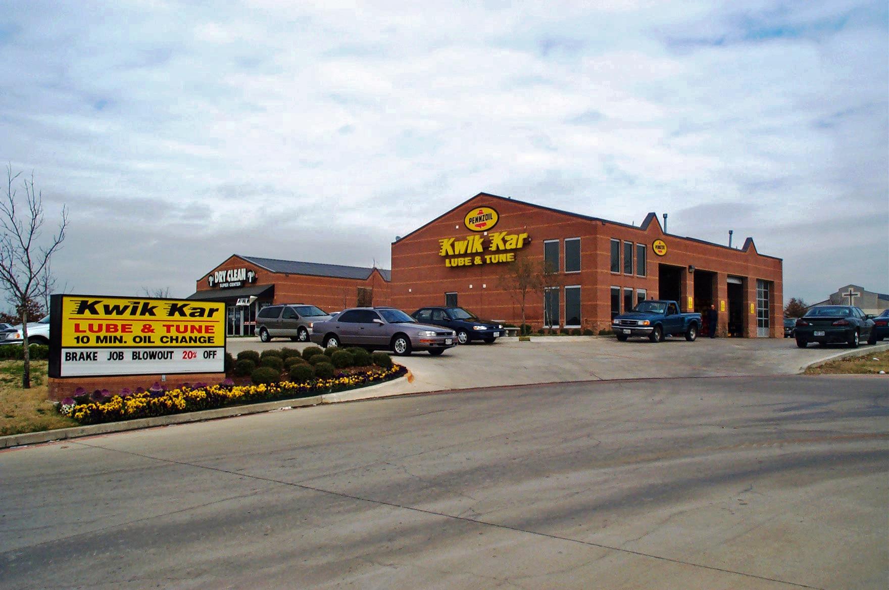 Kwik Industries Inc